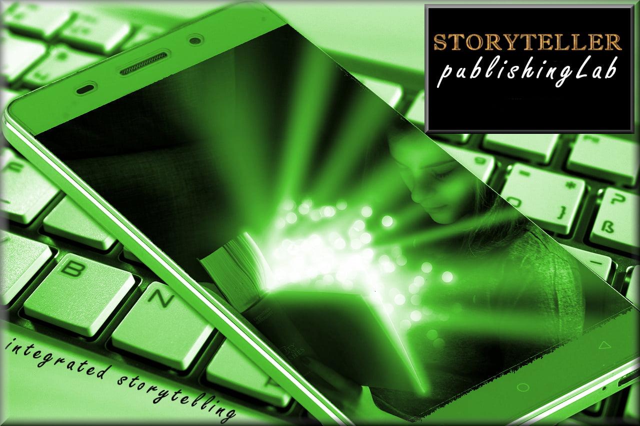 Integrerad storytelling i interaktiva böcker för alla